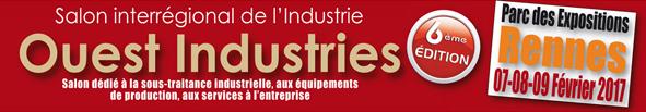 6ème édition du Salon Ouest Industrie